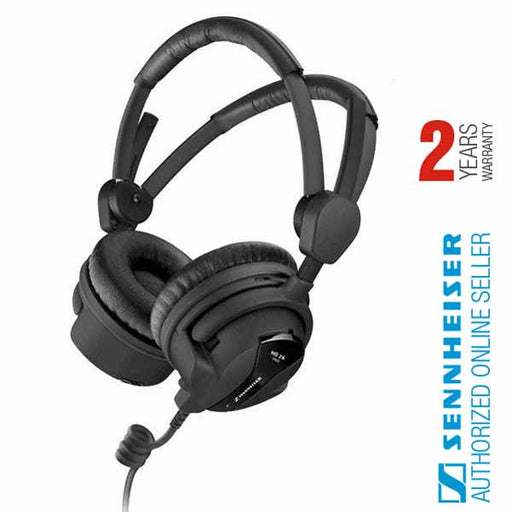 Sennheiser HD26 PRO Headphones W/ Closed-back Monitoring