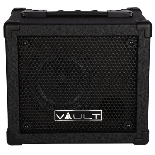 Vault Fury 15 Watt Digital Guitar Combo Amplifier with Effects and 36 pattern Drum Machine