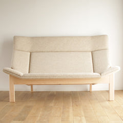 Takumi Kohgei - Grande 2P Sofa Maple - Sofa
