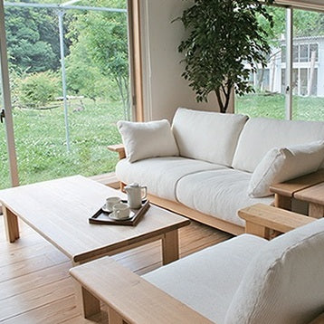 LAND sofa LC616-1J - Armchair - Nagano Interior