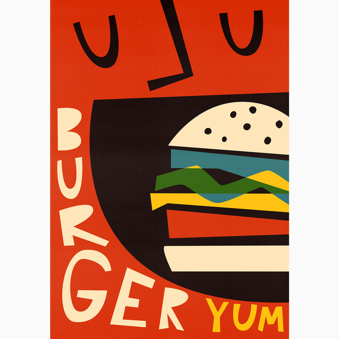 Yum Food Posters