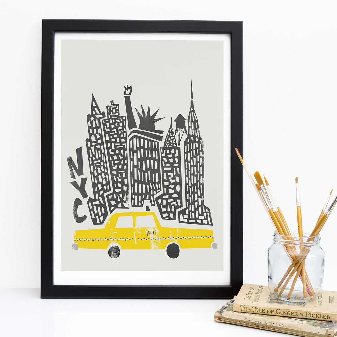 Set of 3 New York Prints