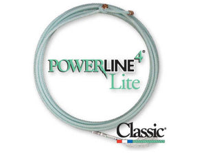 Classic Ropes Powerline Lite 4 Strand Rope