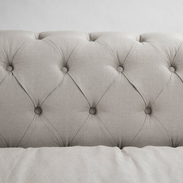 Zentique Jorden Sofa in Natural