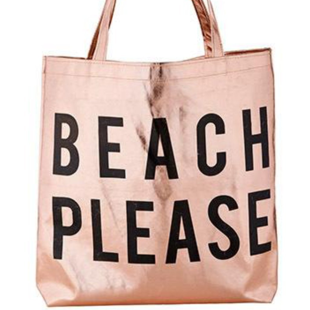 Beach Please Tote