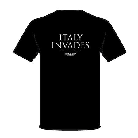 Italy Invades: Giovanni Martini T-Shirt