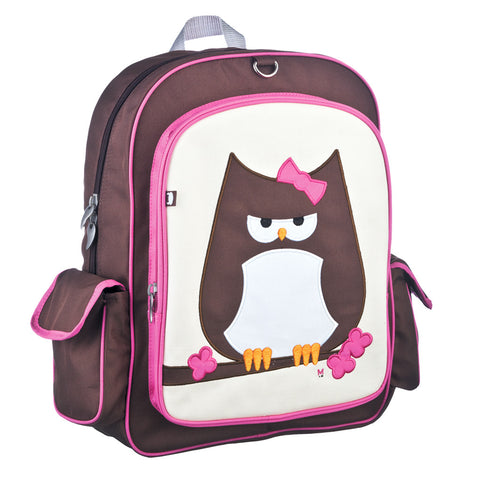 Big Kid Backpack: Papar Owl