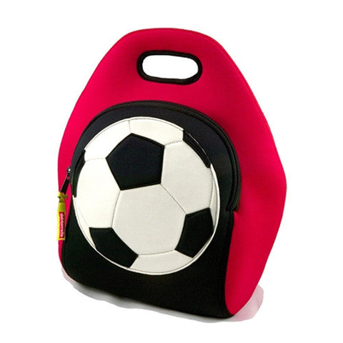 Game On Soccer Lunch Bag