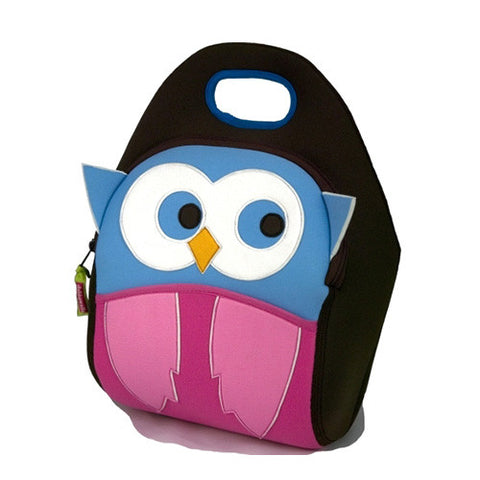 Hoot Owl Lunch Bag