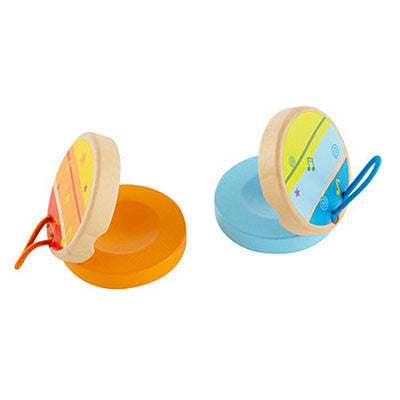 Clickety-Clack Clapper Set from Hape