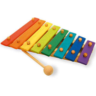 Large Rainbow Xylophone from Vilac