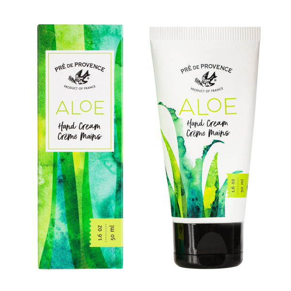 Wholesale Aloe Hand Cream - European Soaps