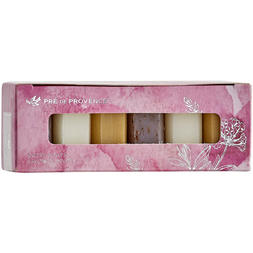 25g Gift Soap 6 Pack - LT, LV, VE