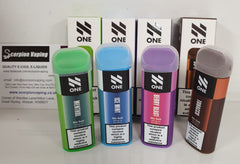 N ONE DISPOSABLE NIC SALT PODS