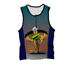 Unstoppable Triathlon Top