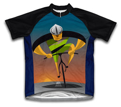 Unstoppable Short Sleeve Cycling Jersey for Men and Women