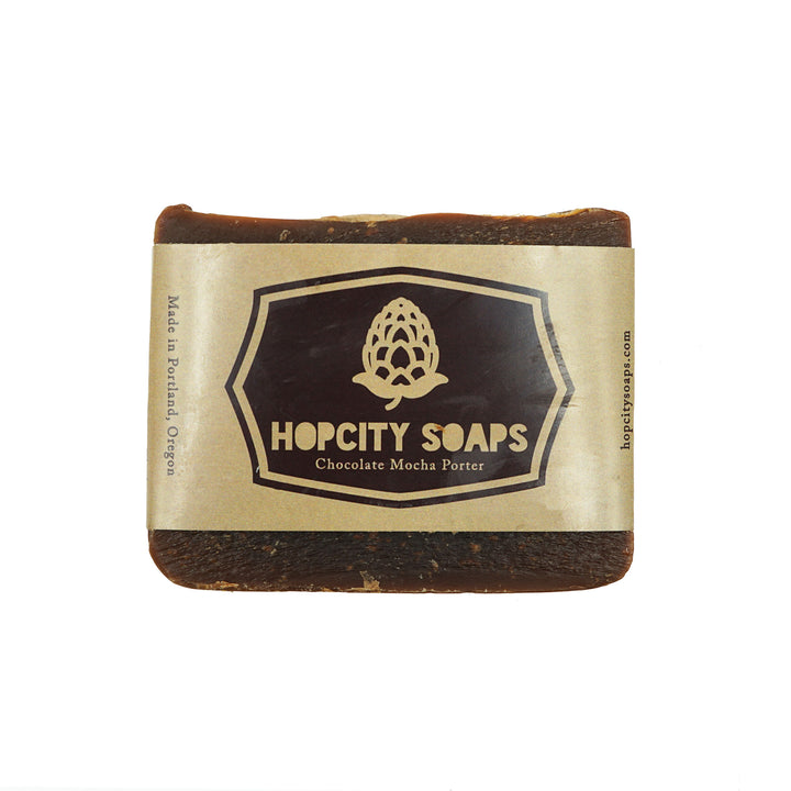Chocolate Mocha Porter Soap by Hop City Soaps