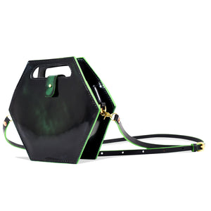 Emerald Allura Purse by Orox Leather Co.
