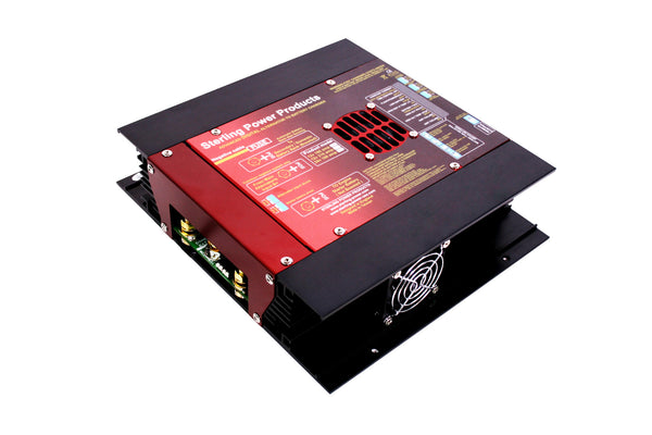 Battery to Battery Chargers (12V-12V 50A input) or (12V-24V 50A input) 30 Days Warranty Only