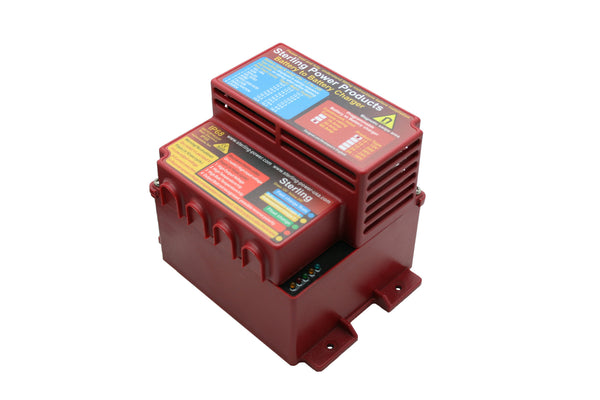 Battery to Battery Chargers 60A / 120A (Waterproof) BBW