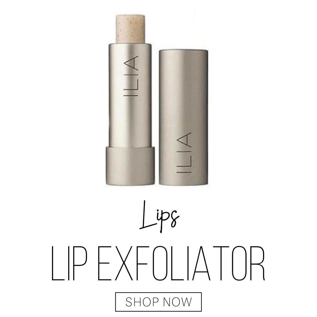 lips: lip exfoliator from ilia