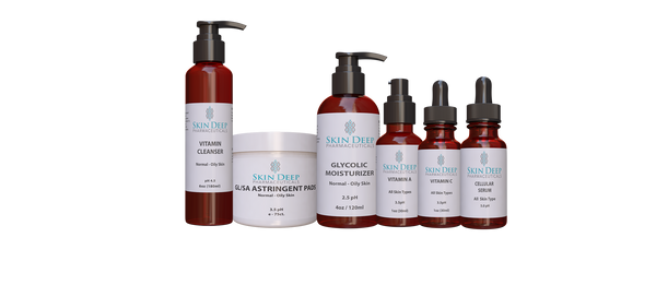 Ultimate Glycolic Resurfacing Kit - Skindermis