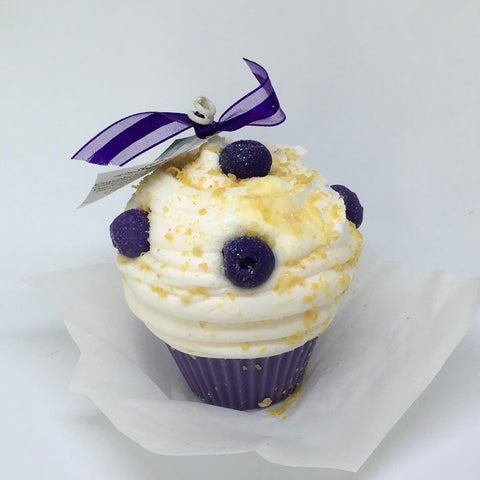 Huckleberry Pie Cupcake Candle