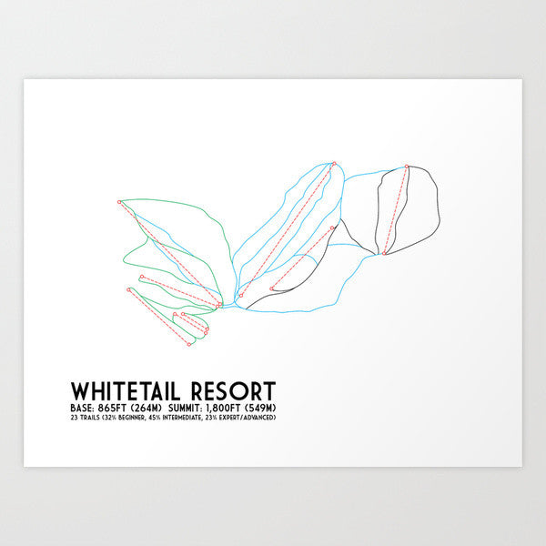 Whitetail Resort