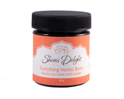 Shiva's Delight Herbal Everything Balm