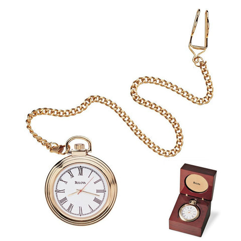 Ashton Pocket Watch