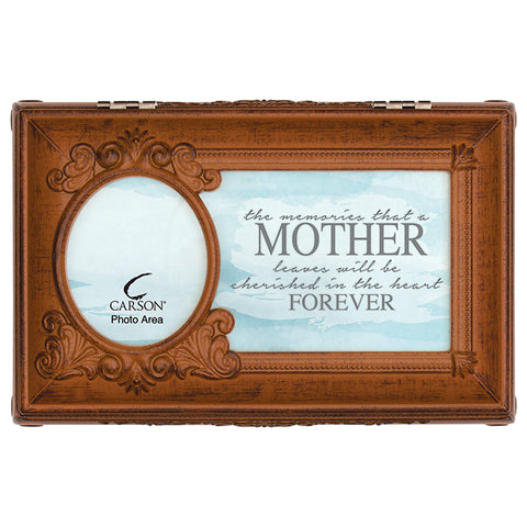 "Carson Music Box ""Mother Forever"""