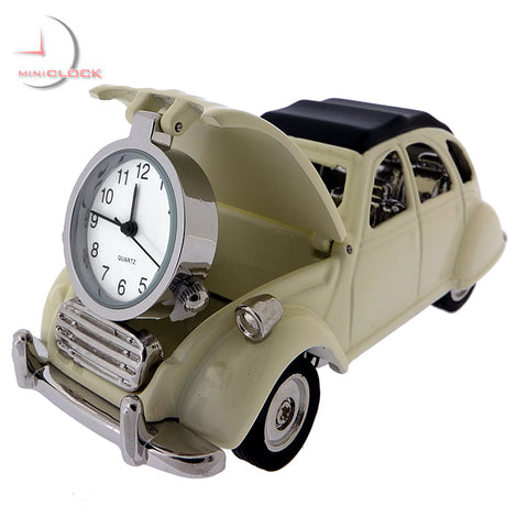 Vintage Citreon Mini Clock