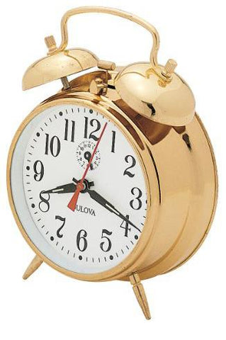 Bellman Brass Alarm Clock