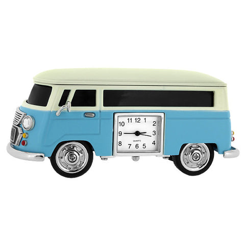 Vintage Van Mini Clock