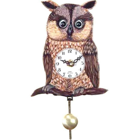 Owl Novelty Quartz