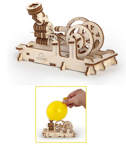 UGears Mechanical Engine