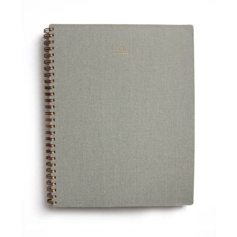 NOTEBOOK | Dove Gray