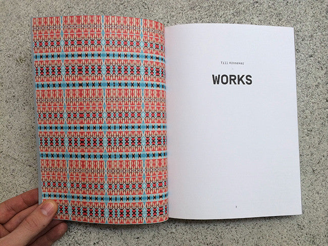 Work/Archive Book by Till Könneker