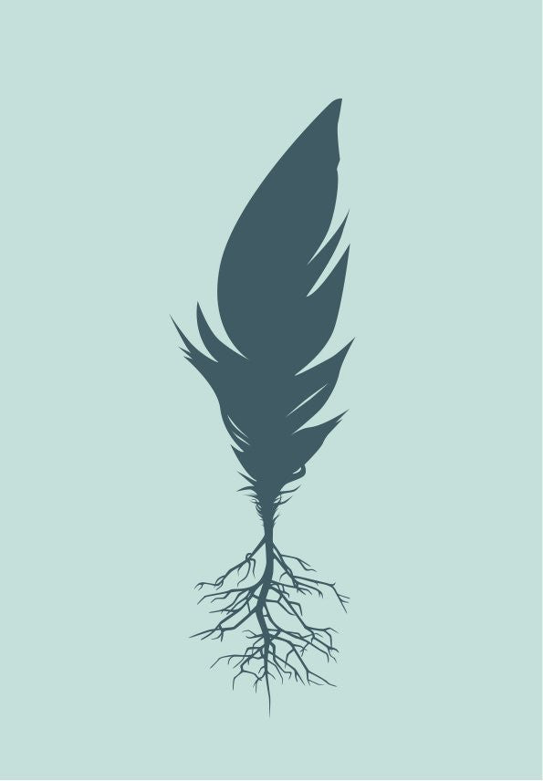 Feather Root (re think things) by Till Könneker
