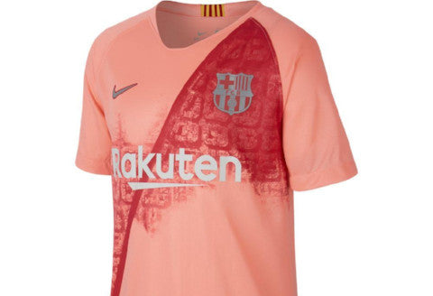 Nike Barcelona Third Youth Jersey -  2018/19