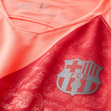 Nike Barcelona Third Youth Jersey 2018/19 - Pink