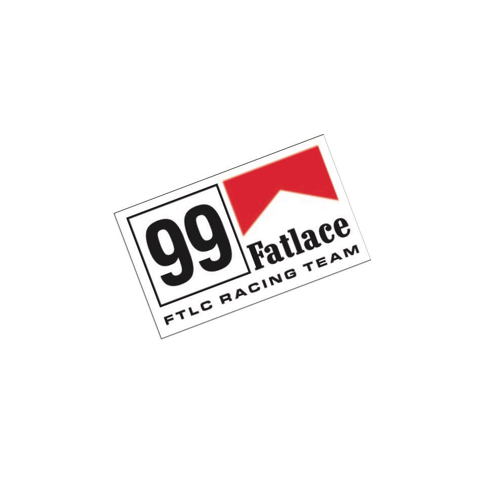 FTLC RACING TEAM 99' STICKER