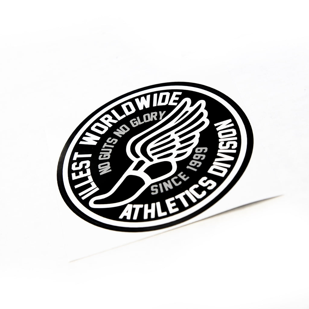 ATHLETICS DIVISION STICKER