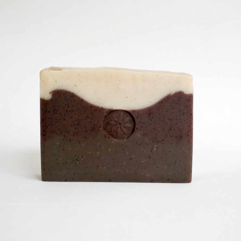 Cardamom Coffee Soap