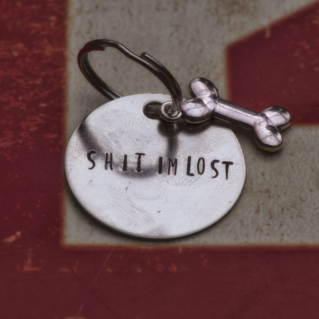 Shit I'm lost - Funny Bone Tag Collection