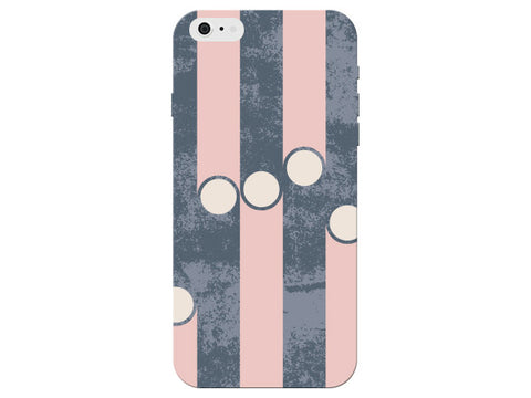 Abstract Pink And Purple Pastel Pattern Phone Cover
