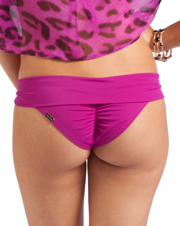 Havana Hipster Bottom - Purple