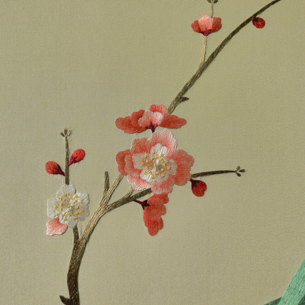 Plum Blossoms and Narcissus