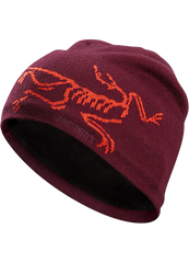 Arc'teryx Bird Head Toque in Merbau/Aurora