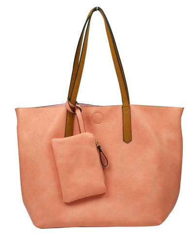 Tote Flora - Vegan Leather